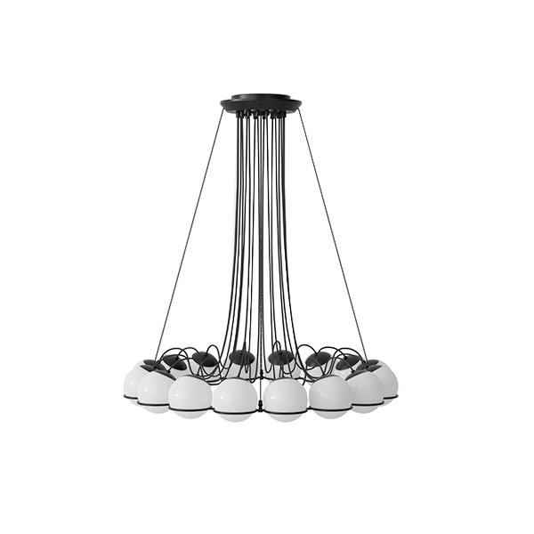 Astep Model 2109/16/14 Loftlampe Sort