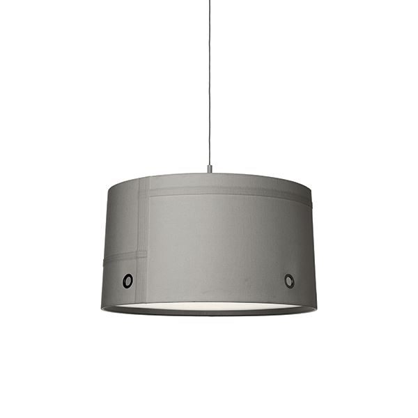 Diesel With Foscarini Fork Pendel XL Grå