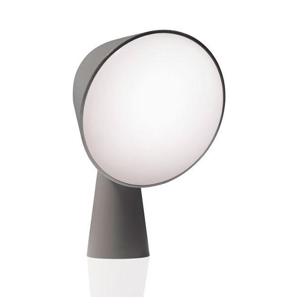 Foscarini Binic Bordlampe Antracit Grå