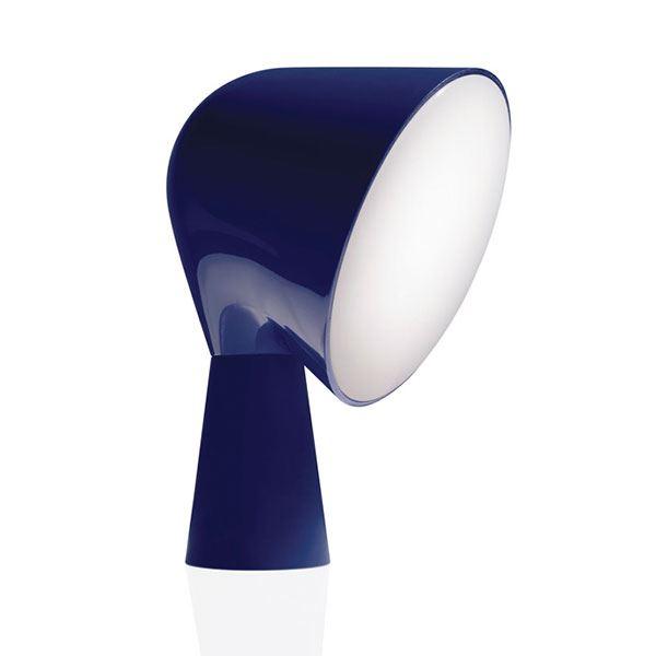 Foscarini Binic Bordlampe Blå
