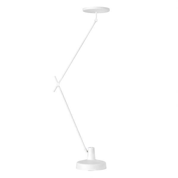 Grupa Products Arigato Loftlampe Lang Hvid