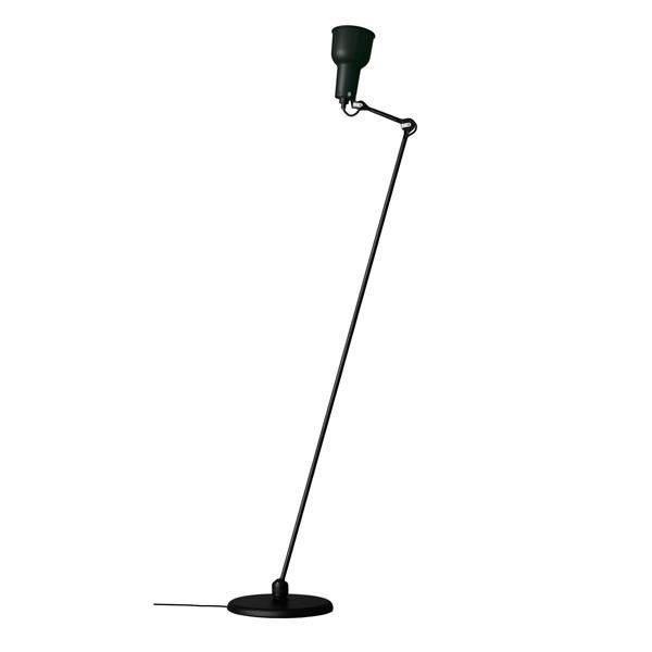 Lampe Gras N230 Gulvlampe Mat Sort