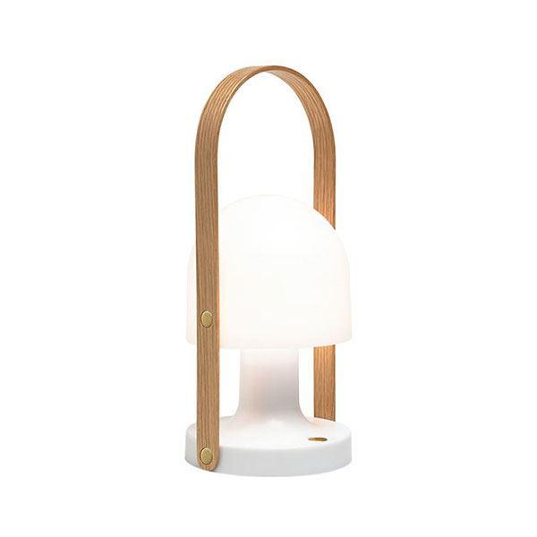 Marset Follow Me Hvid Bordlampe