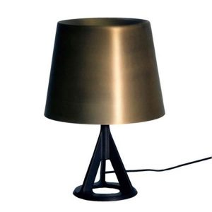 Tom Dixon Base Messing Bordlampe