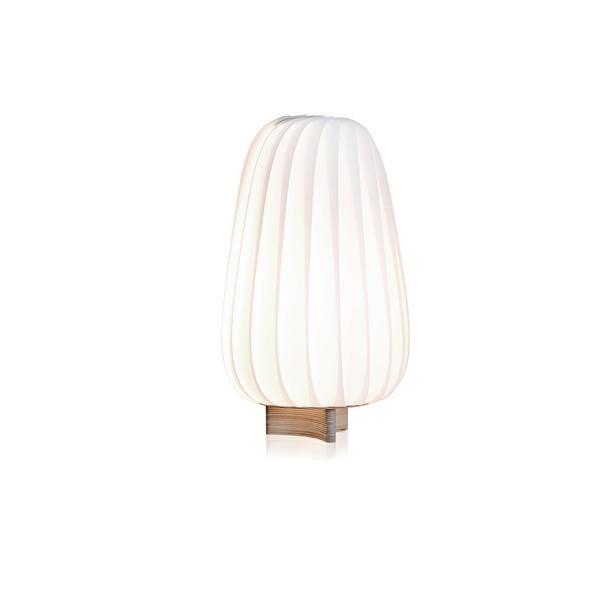 Tom Rossau ST906 Hvid Bordlampe Stor