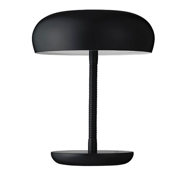 WATT A LAMP BEND Bordlampe Sort