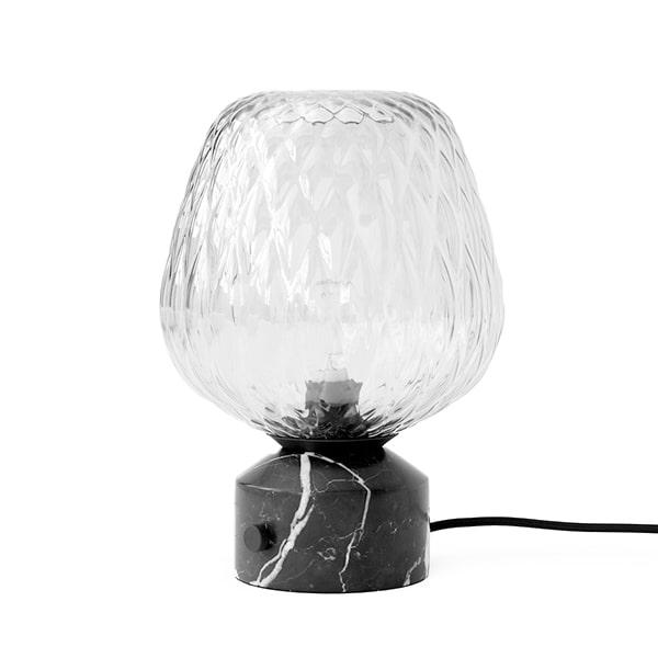 &Tradition Blown SW6 Bordlampe Klart Glas