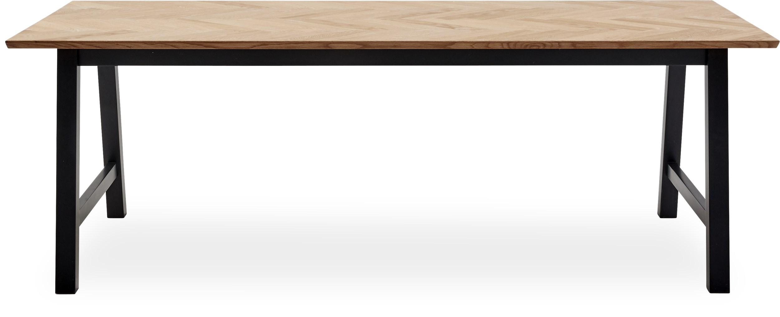 Blixton Spisebord 222 x 95 x 75 cm