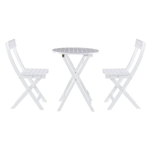 Coop cafésæt - Frida - Hvid