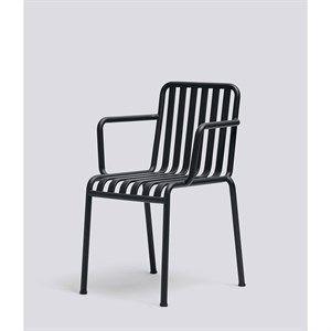 HAY havemøbel - Palissade armchair i anthracite