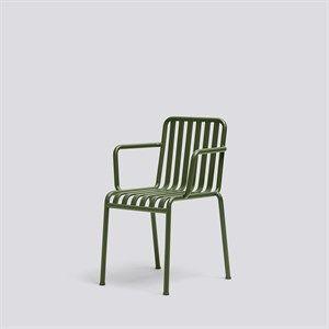 HAY havemøbel - Palissade armchair i olive