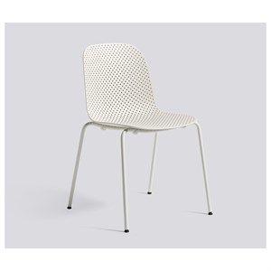 Hay - 13Eighty chair - Gråhvid/nude - Stål
