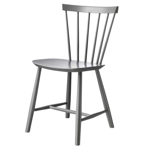 Poul M. Volther stol - J46 - Grå