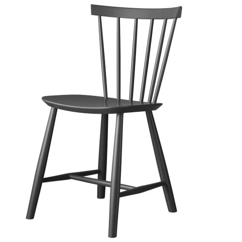 Poul M. Volther stol - J46 - Mørkegrå