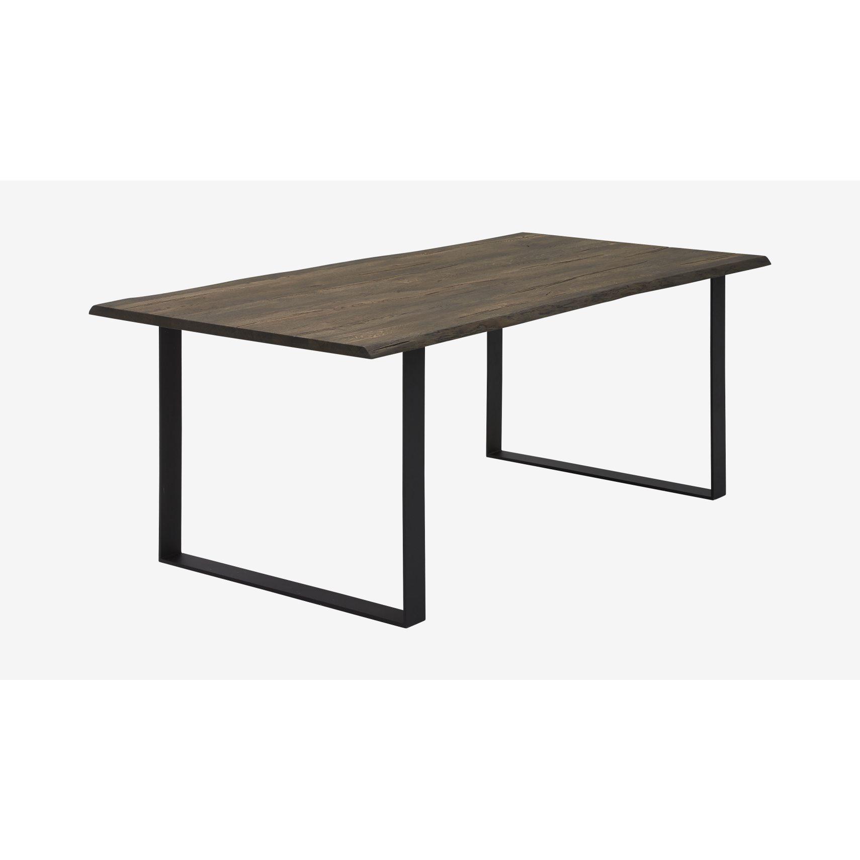 Timber 200 x 100 74 cm Spisebord