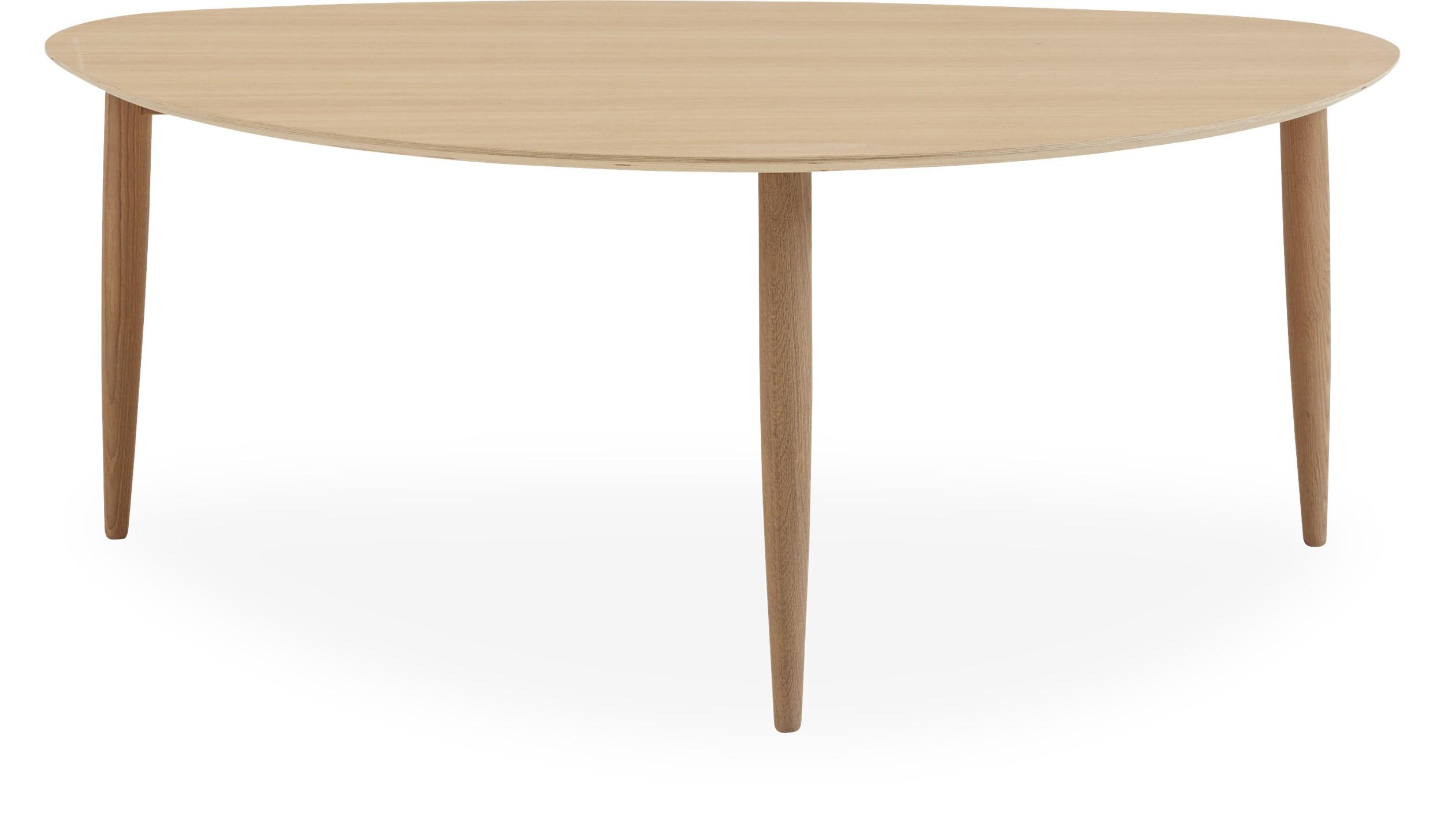 Woody Sofabord 128 x 50 x 80 cm