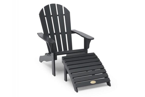 Adirondack stol - Grå