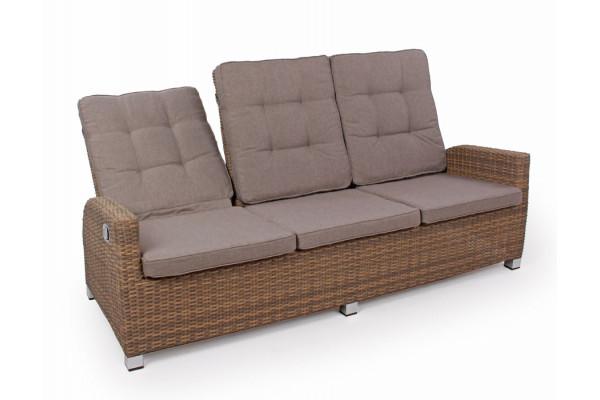 Cuba Sofa - Dusty