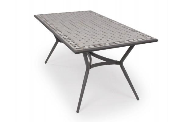 Fanø bord Mosaik - 90 x 160 cm