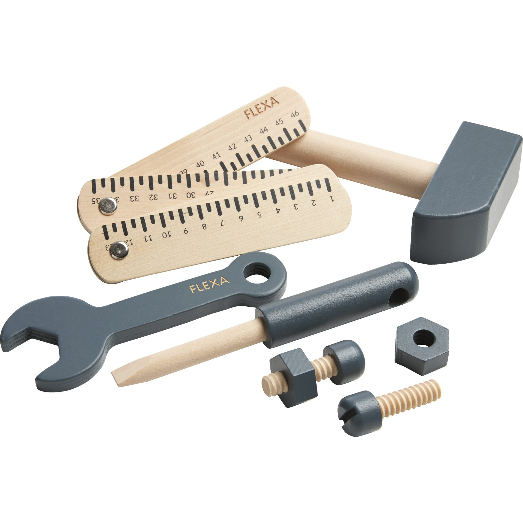 Flexa Toys Værktøjssæt