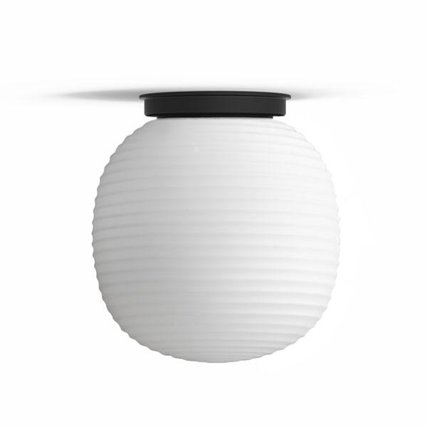 NEW WORKS Lantern Globe Loftlampe Medium ø30