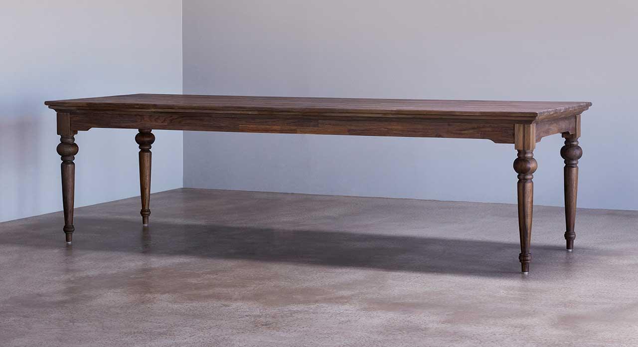 "NOVASOLO ""Hygge"" spisebord teaktræ (280x100)"
