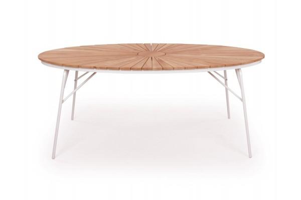 Rørvig Havebord Ovalt - 90x180 cm