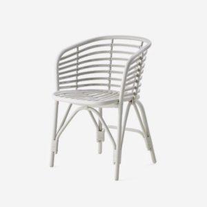 Blend stol - Hvid