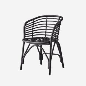 Blend stol - Sort
