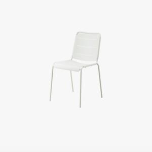 Copenhagen stol u/ armlæn, stabelbar