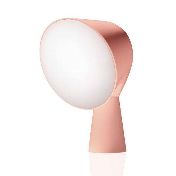 Foscarini Binic Bordlampe Rosa