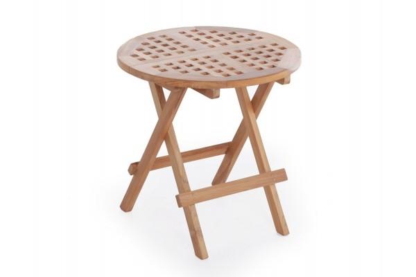 Klapbord Kerneteak - Ø50 cm