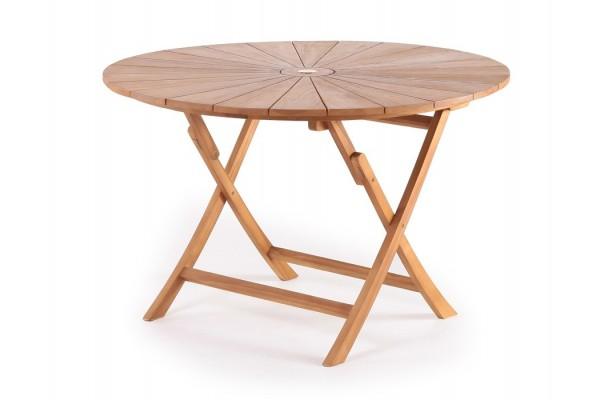 Matahari teakbord - Ø 120