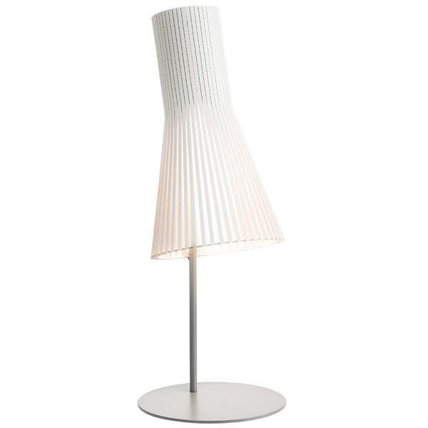 Secto 4220 Bordlampe Hvid