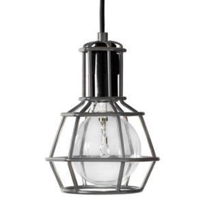 Design House Stockholm Work Lamp Pendel Limited Edition Grå