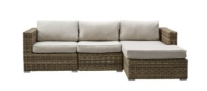 Calvi Loungesofa med chaiselong