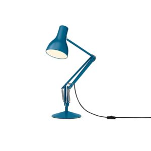 Anglepoise Type 75 Bordlampe Anglepoise + Margaret Howell Saxon Blue