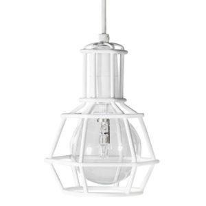 Design House Stockholm Work Lamp Pendel Limited Edition Hvid