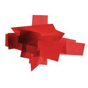 Foscarini Big Bang Loftlampe/Væglampe Rød