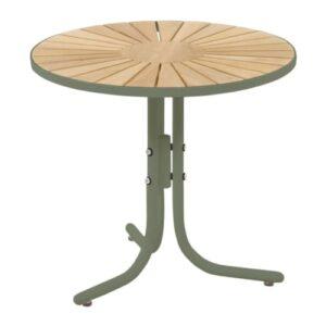 Mandalay Marguerit loungebord - Teak/grøn