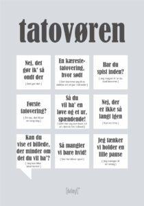 Tatovøren Plakat
