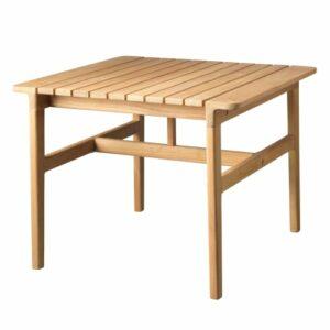 Thomas Alken loungebord - M19 Sammen Høj - Teak