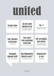 United plakat
