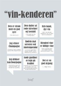 Vinkenderen Plakat