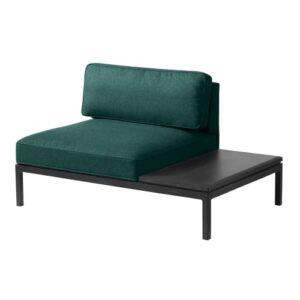 Thomas E. Alken sofamodul - L37 7-9-13 - Modul med bord 130 x 90 cm